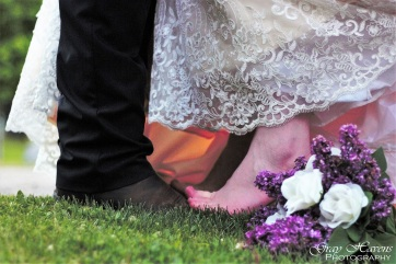 flowers & toes